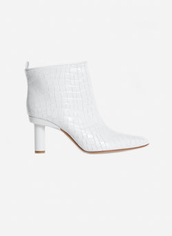 Theo Booties Bright White-11