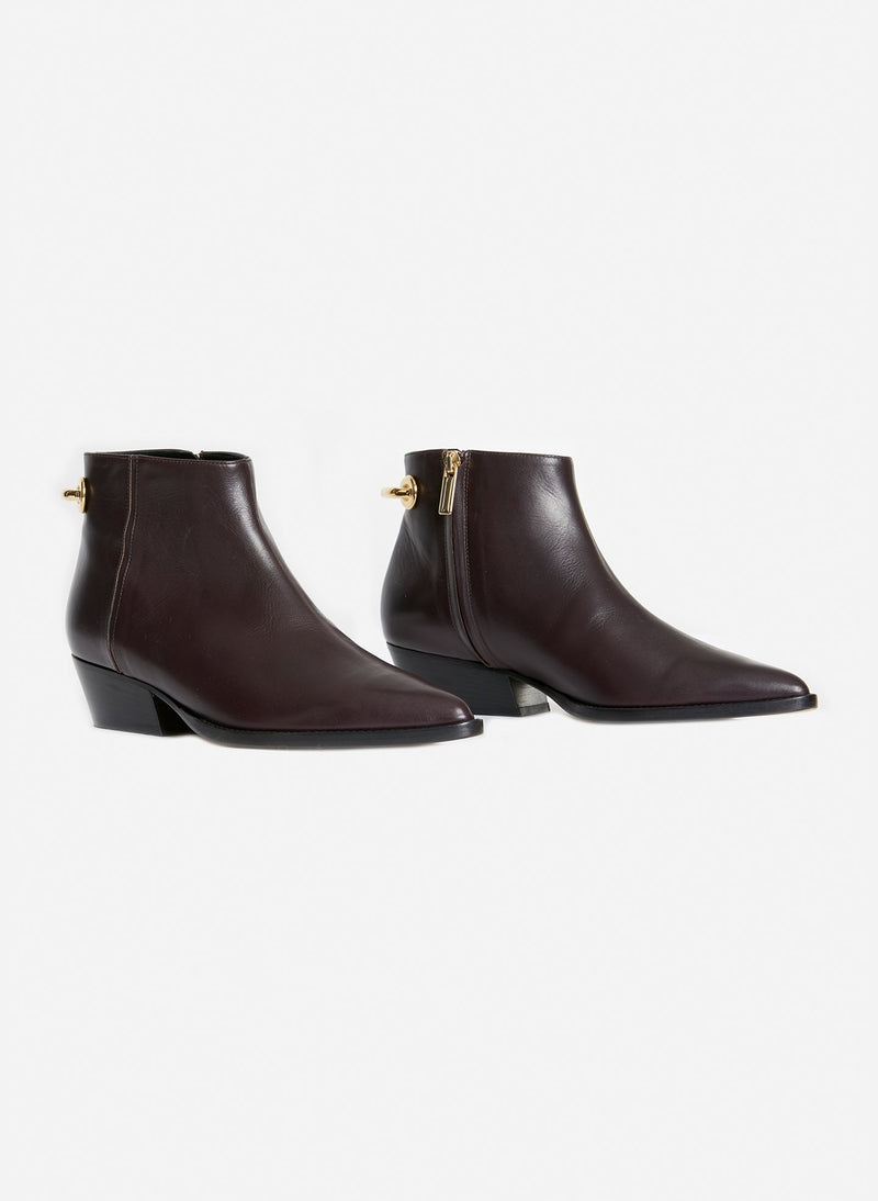 West Boots Prune-12