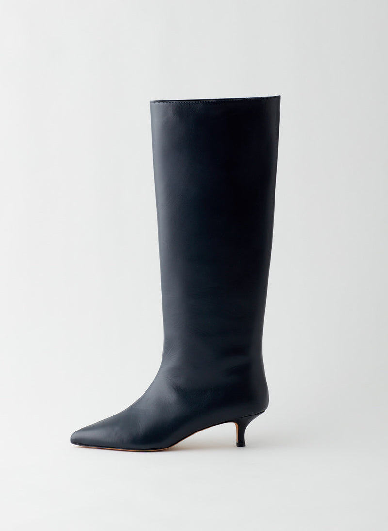 Collier Leather Boot Collier Leather Boot