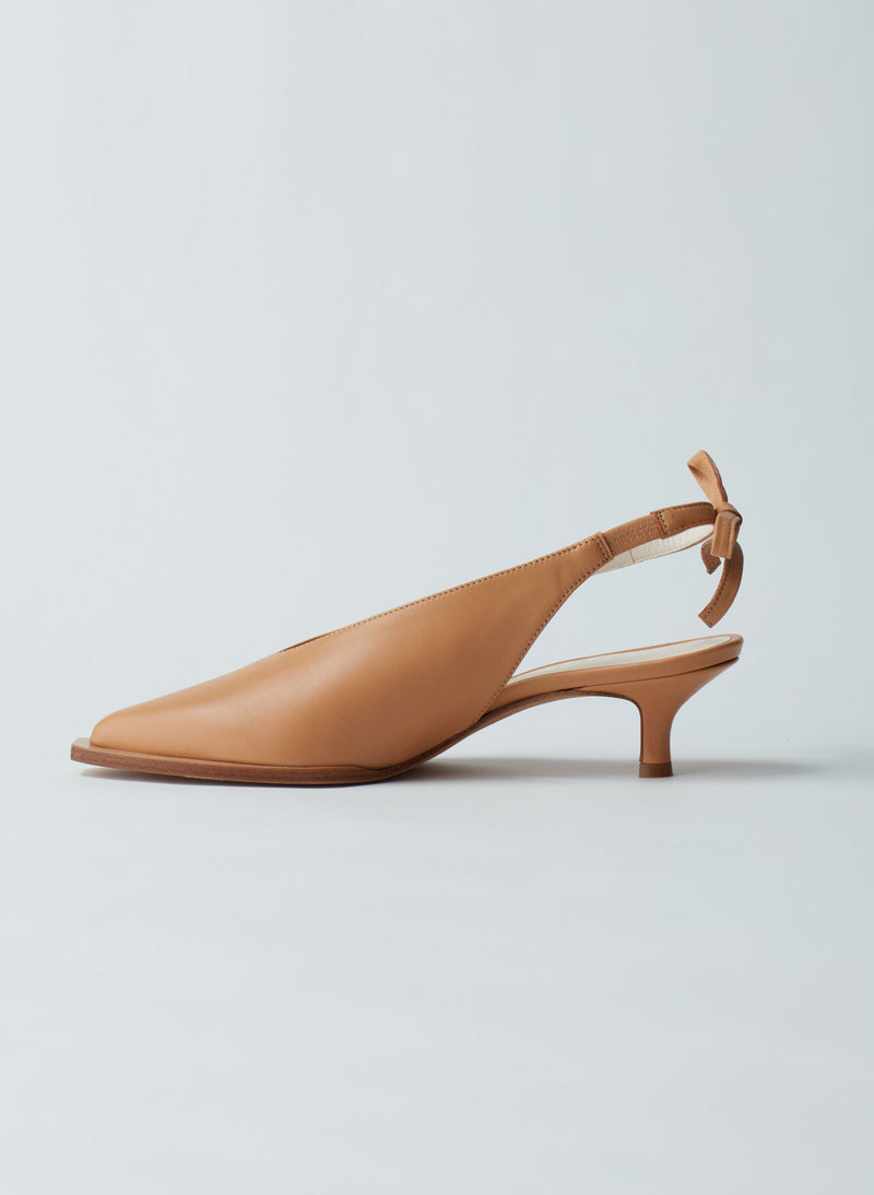 Andie Leather Pump Andie Leather Pump