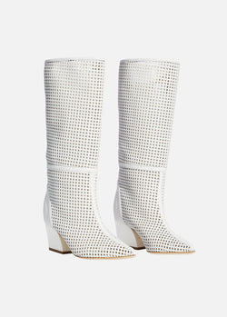 Luca Boots Bright White-9
