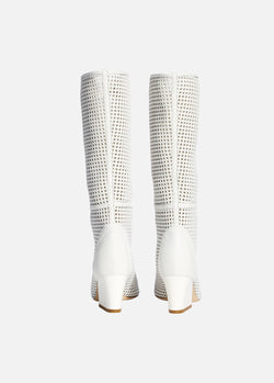 Luca Boots Bright White-10