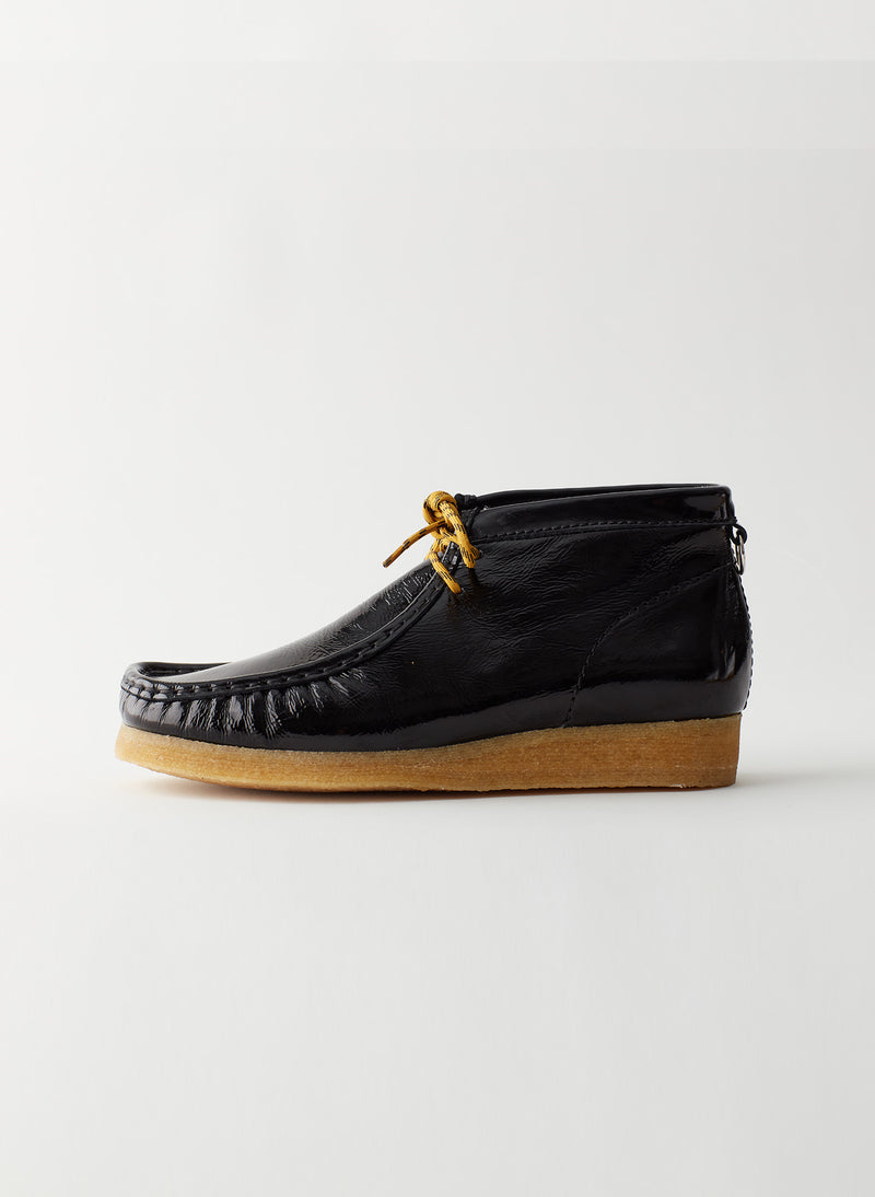 Wallabee Exclusive Black-1