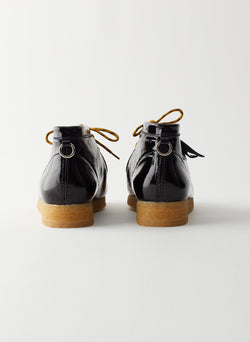 Wallabee Exclusive Black-2