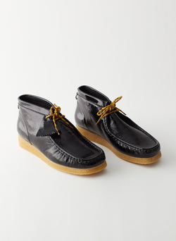 Wallabee Exclusive Black-3