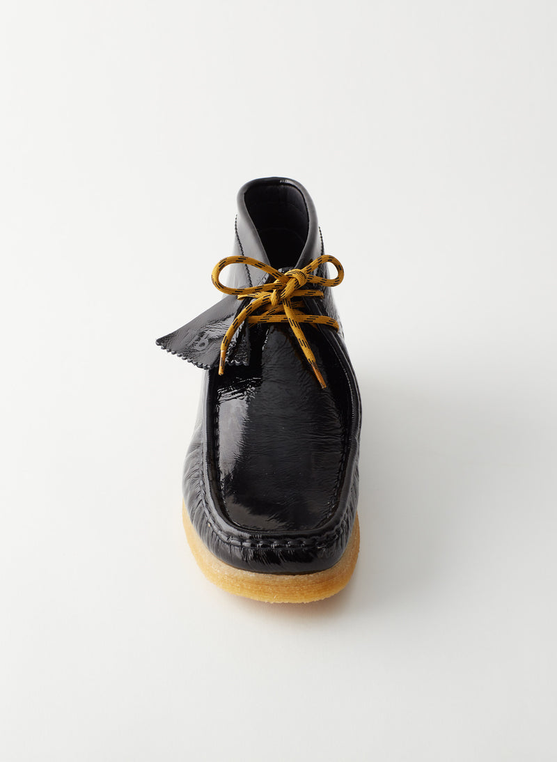 Wallabee Exclusive Black-4