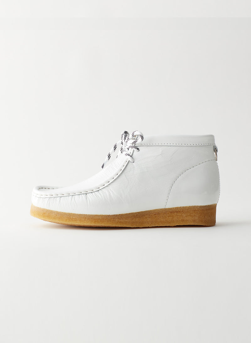 Wallabee Exclusive White-17