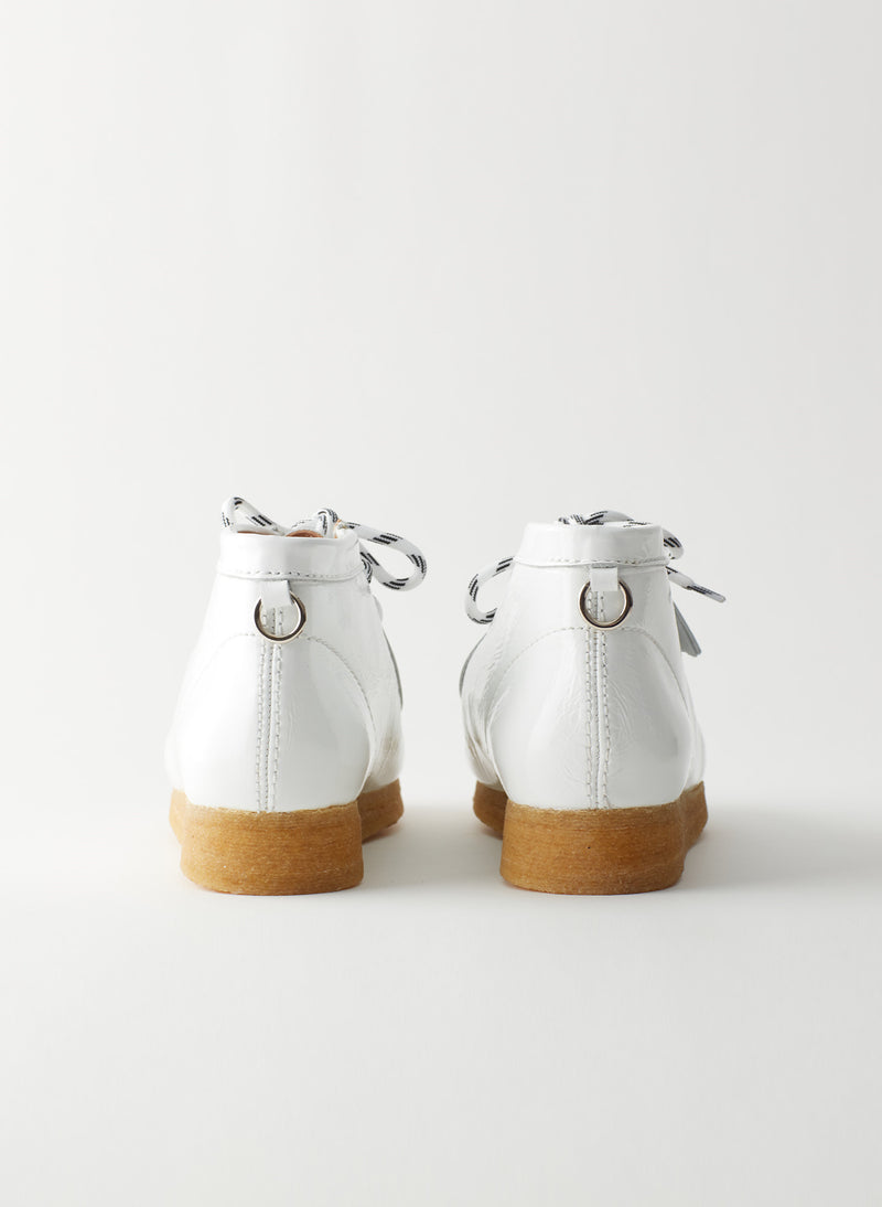 Wallabee Exclusive White-18