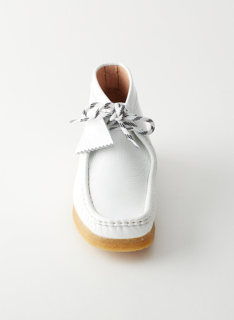 Wallabee Exclusive White-20