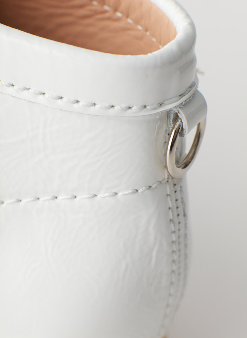 Wallabee Exclusive White-22