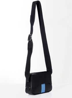 Tibi Bébé Bag Black/Blue-2