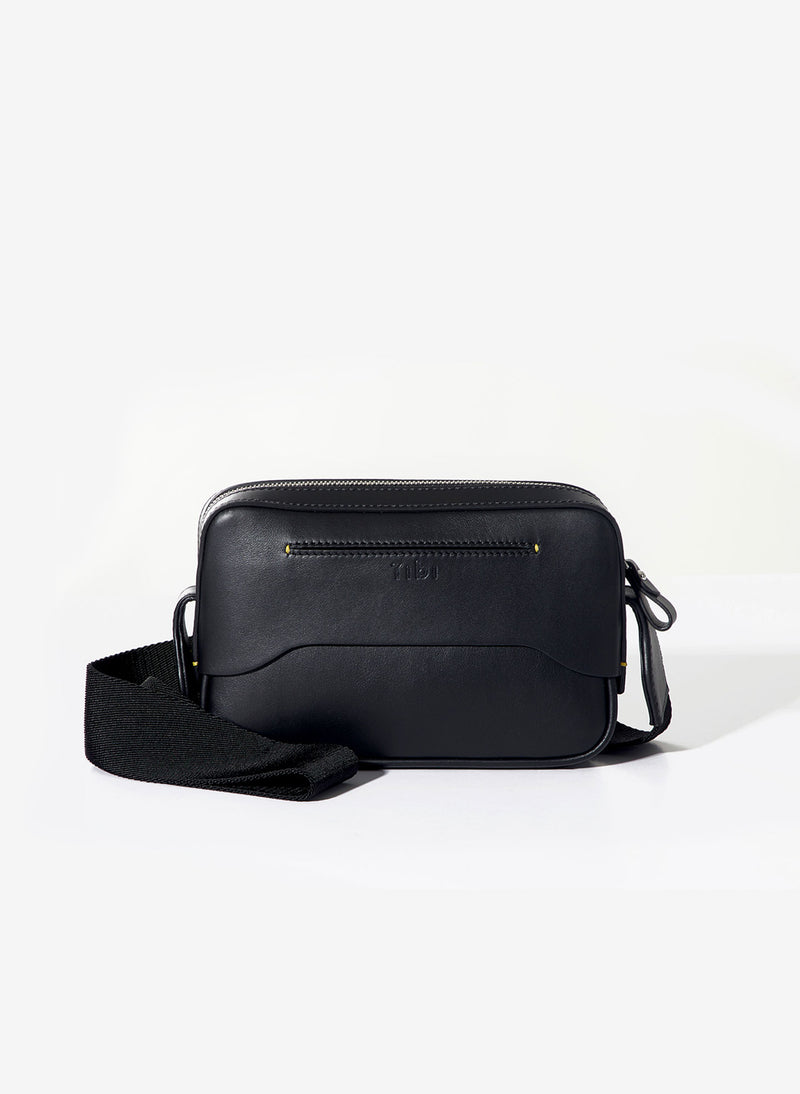 Tibi Bébé Bag Black/Blue-3