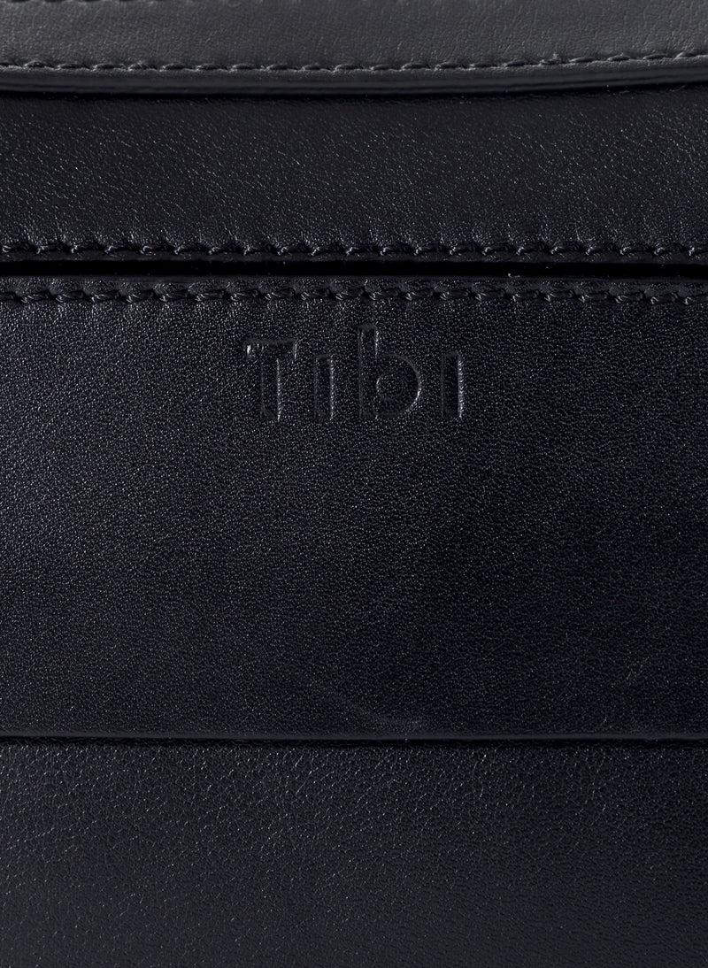 Tibi Bébé Bag Black/Blue-5