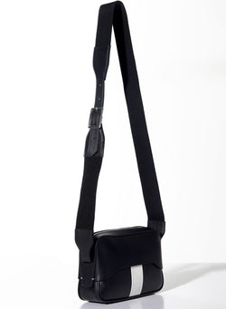 Tibi Bébé Bag Black/White-14