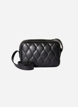 Tibi Bébé Bag Black/Eggshell Multi-8