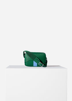 Tibi Bébé Bag Green/Blue-25