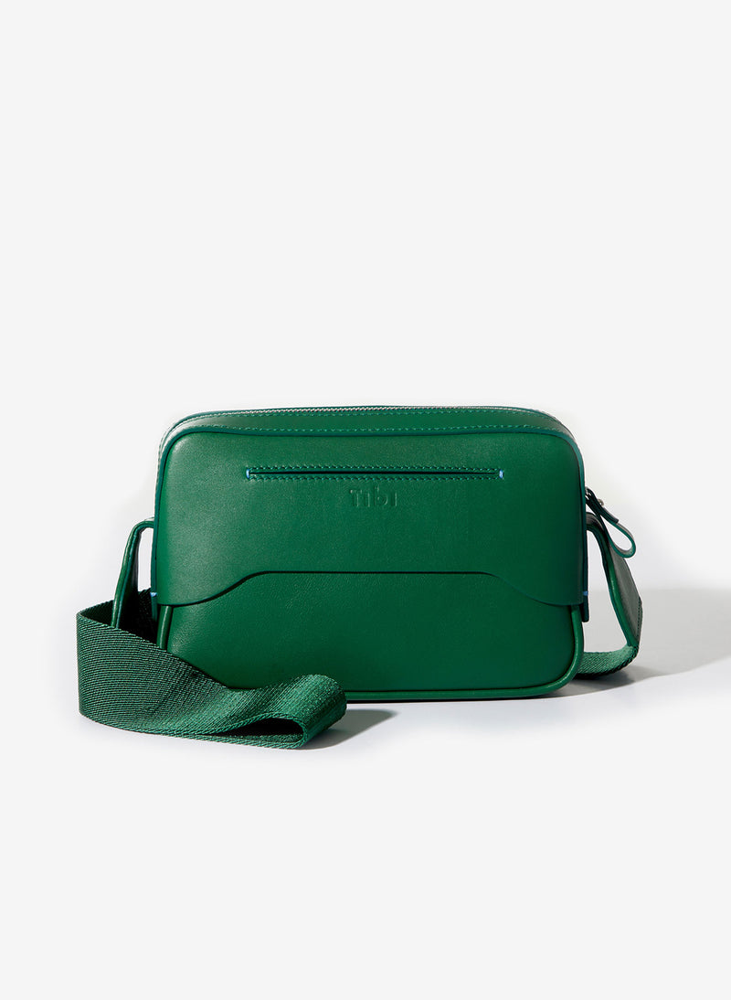 Tibi Bébé Bag Green/Blue-26