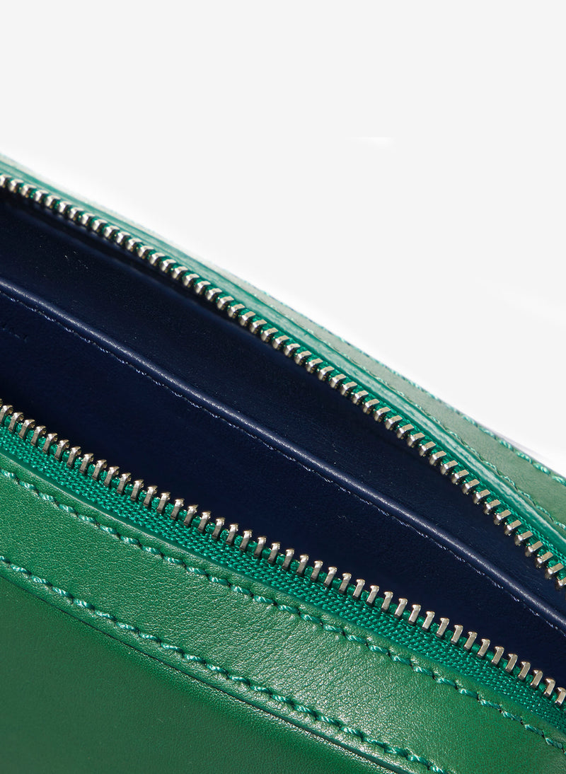 Tibi Bébé Bag Green/Blue-29