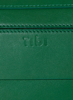 Tibi Bébé Bag Green/White-24