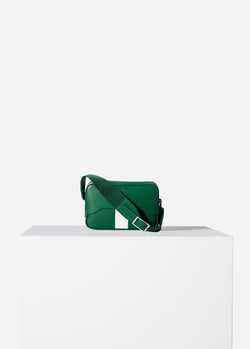 Tibi Bébé Bag Green/White-19