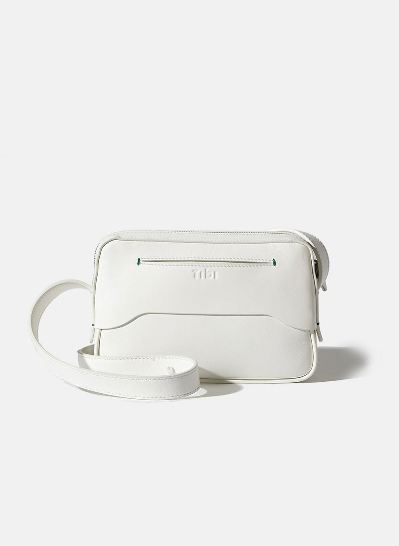 Tibi Bébé Bag White/Black Multi-13