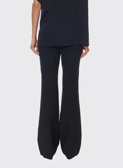Anson Stretch Bootcut Pant Black-2