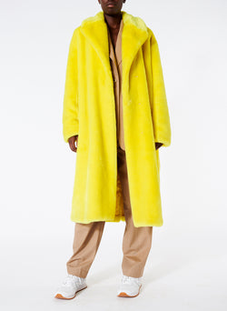 Luxe Faux Fur Oversized Coat Luxe Faux Fur Oversized Coat