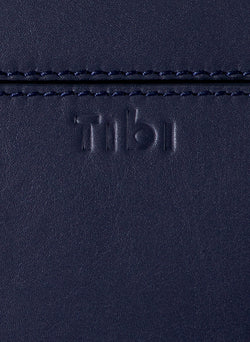 Tibi Garcon Bag Navy/Blue Multi-15