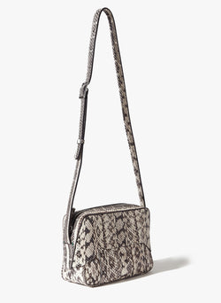 Tibi Garcon Bag Ivory Multi-2