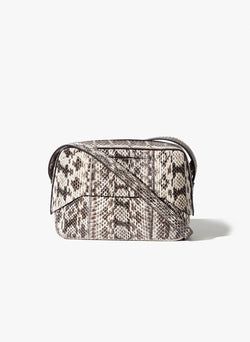 Tibi Garcon Bag Ivory Multi-3