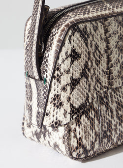 Tibi Garcon Bag Ivory Multi-4