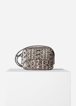 Tibi Garcon Bag Ivory Multi-1