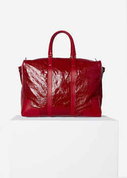 Tibi Lundi Bag Red-10