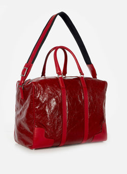 Tibi Lundi Bag Red-11