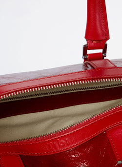 Tibi Lundi Bag Red-15