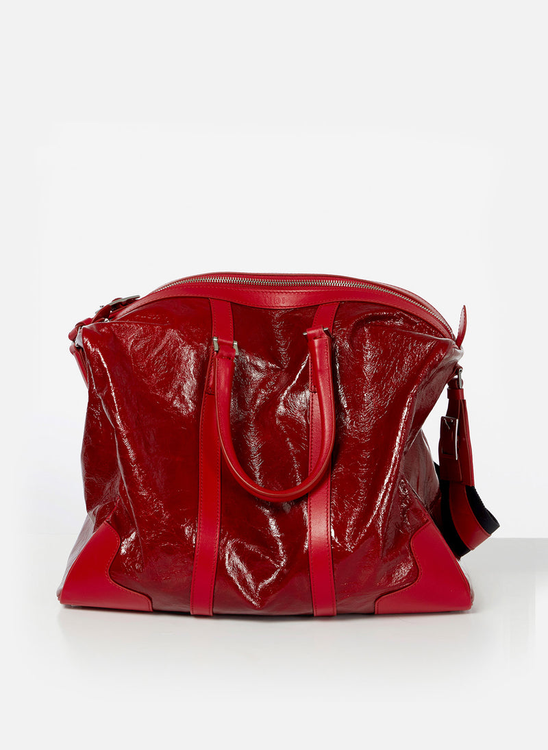 Tibi Lundi Bag Red-16