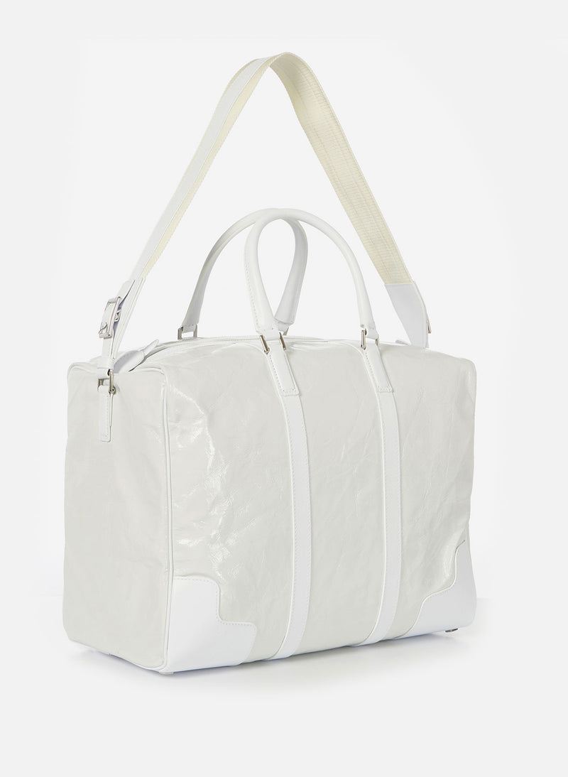 Tibi Lundi Bag White-18