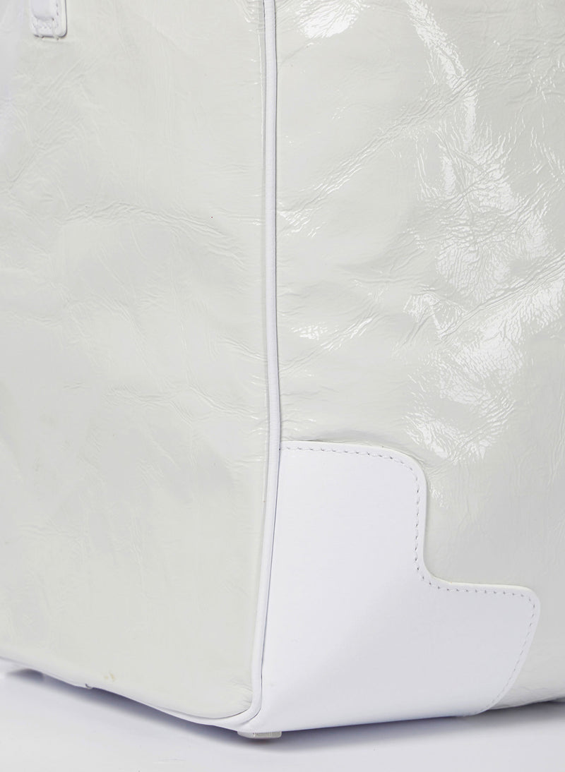Tibi Lundi Bag White-19