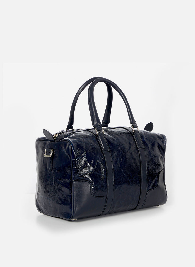 Tibi Mercredi Bag Navy-7
