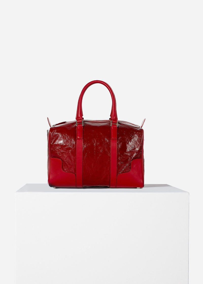Tibi Mercredi Bag Red-11