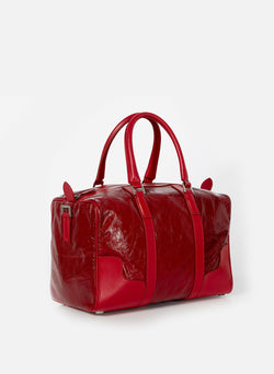 Tibi Mercredi Bag Red-12
