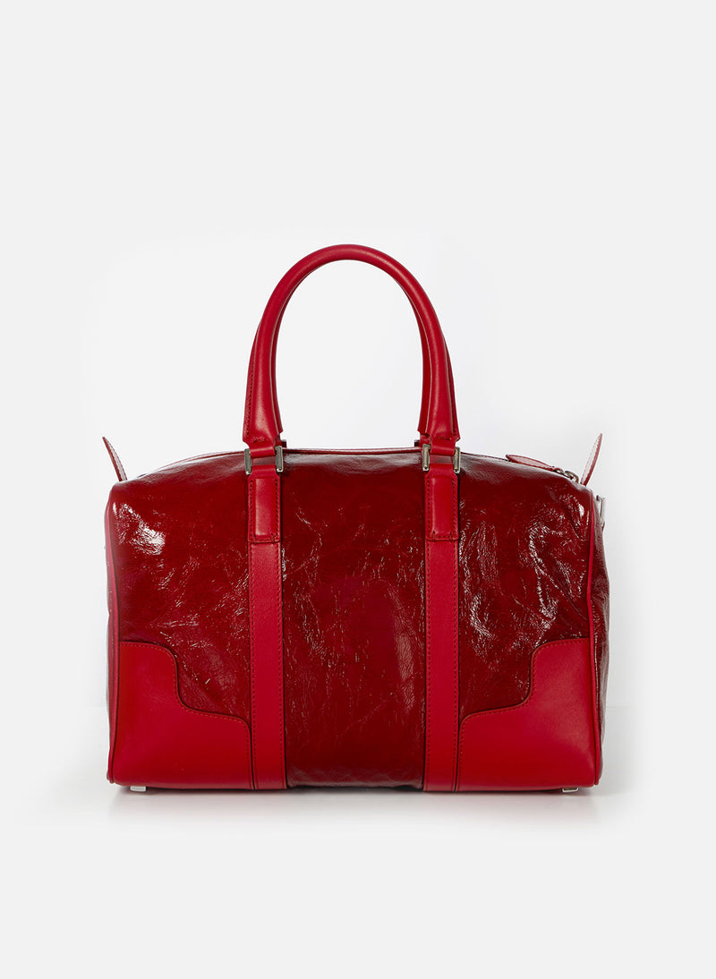 Tibi Mercredi Bag Red-13