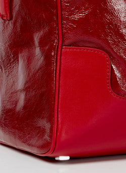 Tibi Mercredi Bag Red-14