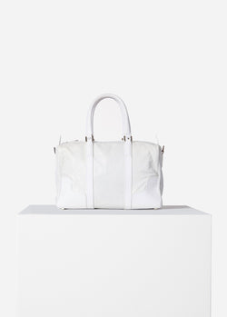 Tibi Mercredi Bag White-16