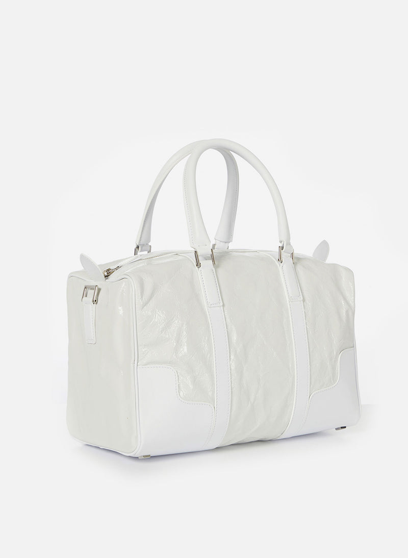 Tibi Mercredi Bag White-17