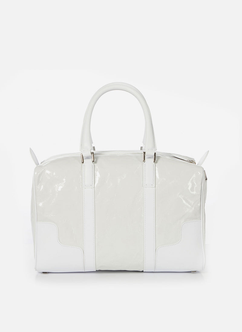 Tibi Mercredi Bag White-18