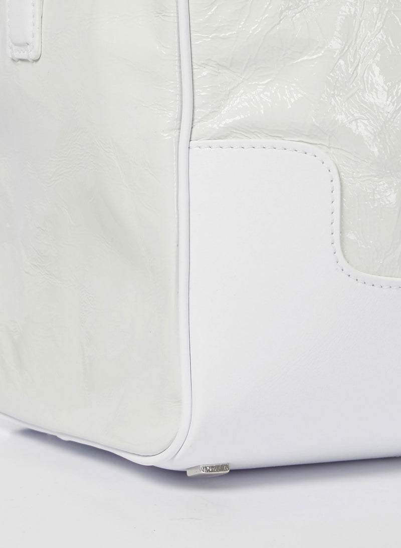 Tibi Mercredi Bag White-19