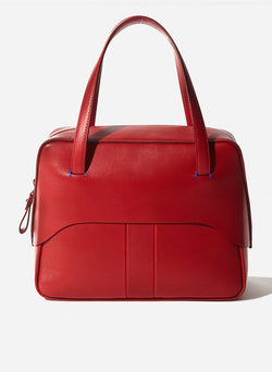 Tibi Mignon Bag Red Multi-10