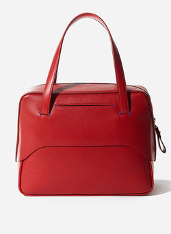 Tibi Mignon Bag Red Multi-7