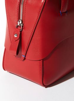 Tibi Mignon Bag Red Multi-8